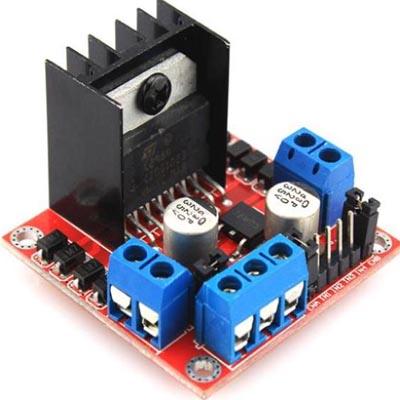 Контроллер L298N