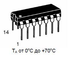 Микросхема ILA1185AN
