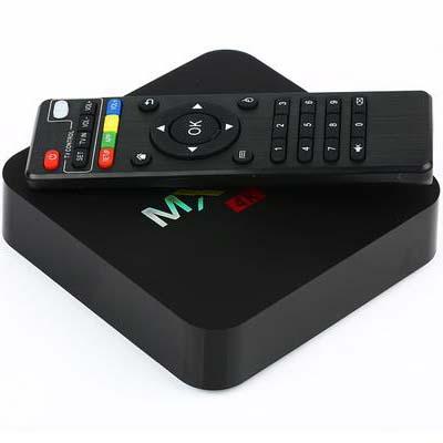 Медиаплеер Android TV Box MXQ Pro S905