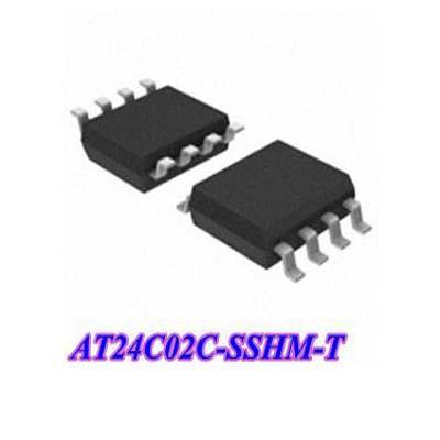 Энергонезависимая память  AT24C02